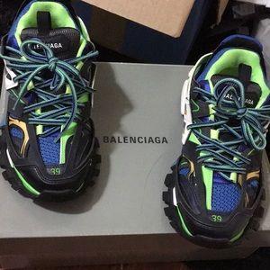 Balenciaga Track Sneakers (used) size EU 39